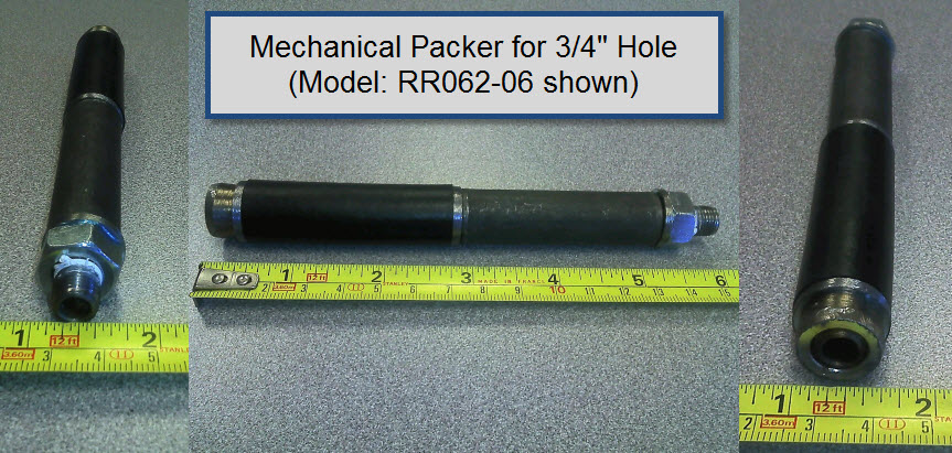 "3/4"" Hole Mechanical Packer"